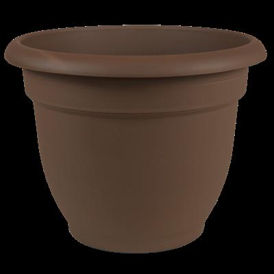 Pottery Bloem Chocolate Ariana Planter - 8 in