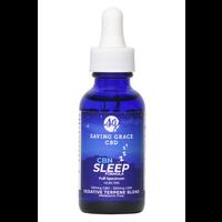 Home and Garden Saving Grace CBD/CBN Sleep Formula - 30 ml