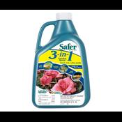 Safer Safer Organic 3-in-1 Garden Spray - 32 oz