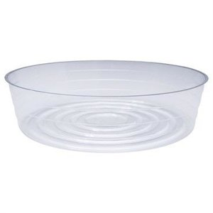 Curtis Wagner Deep Clear Saucer/Basket Liner - 10 in