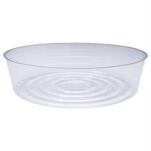 Indoor Gardening Deep Clear Saucer/Basket Liner - 10 in