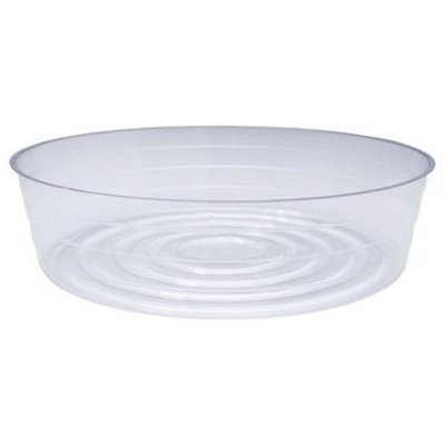 Curtis Wagner Deep Clear Saucer/Basket Liner - 10 in