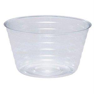 Curtis Wagner Deep Clear Saucer/Basket Liner - 6 in