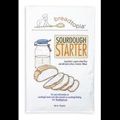 Down to Earth Breadtopia Dry Sourdough Starter - 10 g