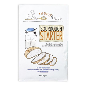 Urban DIY Breadtopia Sourdough Starter - 10 g