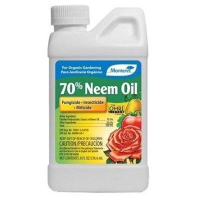 Monterey Monterey Organic Neem Oil - 8 oz