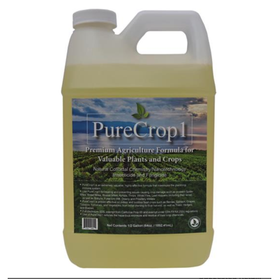 Outdoor Gardening PureCrop1 Insecticide and Fungicide - 64 oz