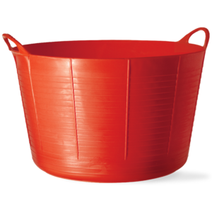 Outdoor Gardening Red Gorilla Extra Large Tubtrug - 19.5 gal/75 ltr