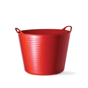 Red Gorilla Tub Red Gorilla Medium Tubtrug - 6.5 gal/26 ltr