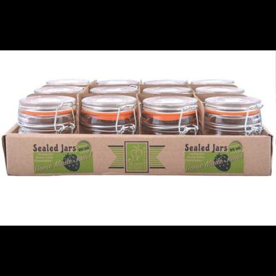 Esschert Design Mini Flip Top Single Jar - 90 ml