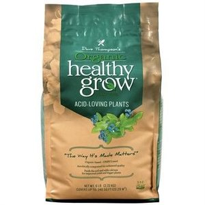 Outdoor Gardening Pearl Valley Healthy Grow Organic Acid Loving Fertilizer  - 22 lb