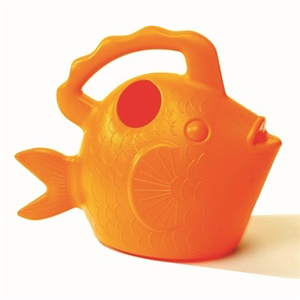 Outdoor Gardening Fish Novelty Watering Can - .75 gal