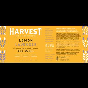 TCW Works Harvest Lemon Lavender All-Natural Dog & Pet Shampoo - 17 oz