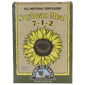 Outdoor Gardening Down to Earth Organic Soybean Meal - 5 lb
