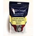 LD Carlson Silver Oxygen Barrier Crown Caps-144 ct.
