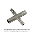 Foxx Equipment Stainless Steel Barbed Cross - 3/8 inch x 1/4 inch