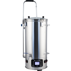BrewZilla Brewzilla V3.1.1 Electric All Grain Brewing System w/Pump - 9.25 gal/35 liter (110V)