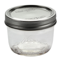 Ball Kerr Widemouth Canning Jars - 8oz - 12 count