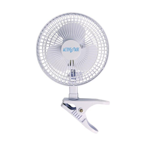 Active Air Hurricane 6 inch Clip Fan