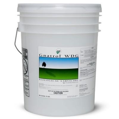 Pest and Disease Gnatrol WDG Biological Larvicide - 16 lb pail