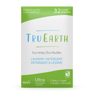 Tru Earth Tru Earth: Fragrance Free Laundry Strips-32 loads