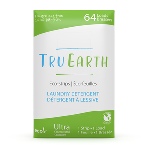 Tru Earth Tru Earth: Fragrance Free Laundry Strips-64 loads