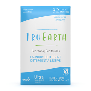Tru Earth Tru Earth: Fresh Linen Laundry Strips-32 loads