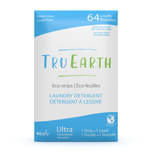 Tru Earth Tru Earth: Fresh Linen Laundry Strips-64 loads
