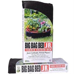Outdoor Gardening Smart Pot - Big Bag Bed Jr - 50 Gallon