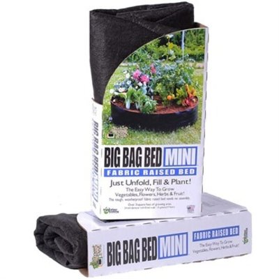 Outdoor Gardening Smart Pot - Big Bag Bed Mini - 15 Gallon