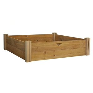 Home and Garden Gronomics Modular Raised Garden Bed - 48x48x13 - 2 Level