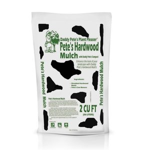 Daddy Pete's Plant Pleaser Daddy Pete's Hardwood Mulch - 2cuft