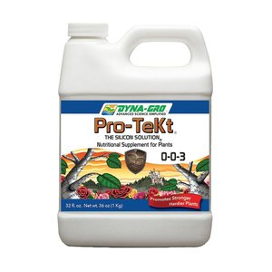 Indoor Gardening Dyna-Gro Pro-TeKt Liquid Fertilizer