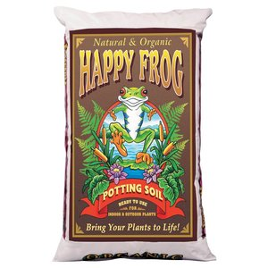 Outdoor Gardening FoxFarm Happy Frog Potting Soil - 2 cu ft