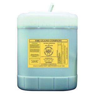Outdoor Gardening The Guano Company Budswell Liquid Fertilizer - 5 gallon
