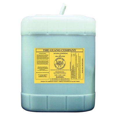 Guano Company The Guano Company Budswell Liquid Fertilizer - 5 gallon
