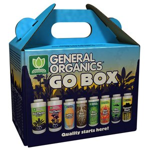 Outdoor Gardening General Organics GO Box