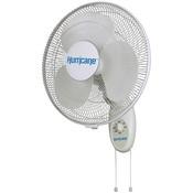 Hurricane Hurricane Supreme Series Oscillating Wall Mount Fan - 16 inch