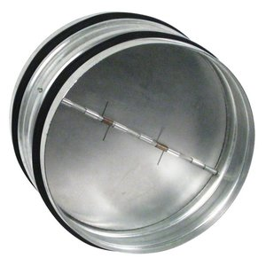 Indoor Gardening Backdraft Damper-6""