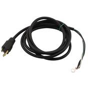 Lighting Power Cord Whip-240V-8 ft