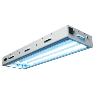 Lighting Sun Blaze 22 HO T5 Fluorescent Fixture -  2 Lamp - 2 Foot - 120 Volt