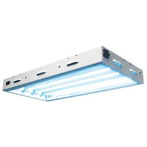 SunBlaze Sun Blaze 24 HO T5 Fluorescent Fixture -  4 Lamp - 2 Foot - 120 Volt
