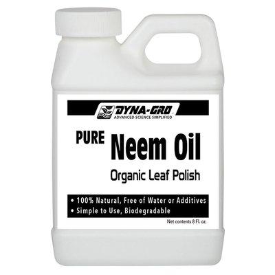 Pest and Disease Dyna-Gro Neem Oil - 8 oz