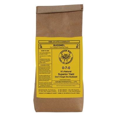 Guano Company The Guano Company Budswell Dry Fertilizer - 2 lb