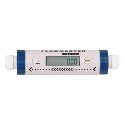 Indoor Gardening Hydro-Logic Flowmaster Flow Meter
