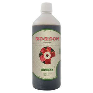 Indoor Gardening Bio Bloom 1-2-2