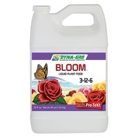 Indoor Gardening Dyna-Gro BLOOM Liquid Fertilizer
