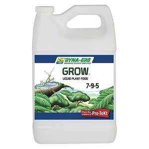 Indoor Gardening Dyna-Gro GROW Liquid Fertilizer
