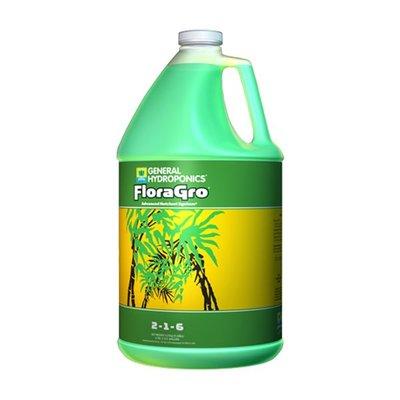 Indoor Gardening General Hydroponics FloraGro