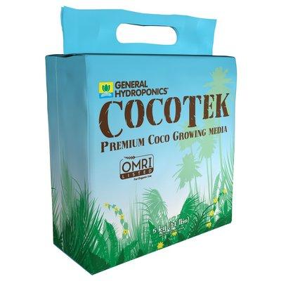 Indoor Gardening General Hydroponics CocoTek Block - 5 kg